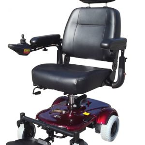 Power wheelchairs- Transportable