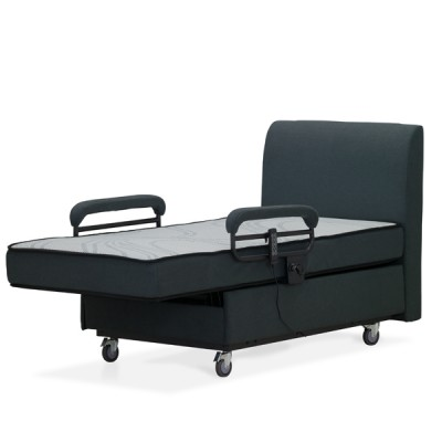 Electric Adjustable Hi-LO Chair Bed
