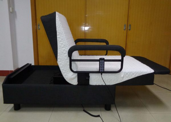 Hi-LO Chair Bed automatic mcs mobility