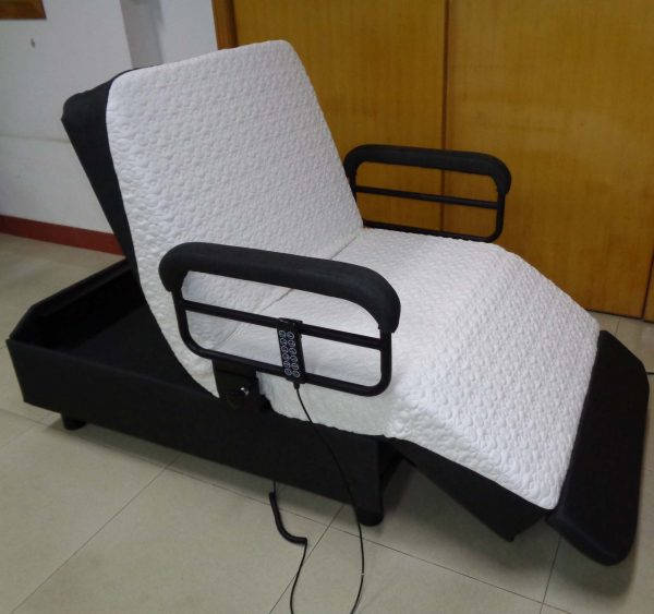 Online mcsmobility direct Hi-LO Chair Bed