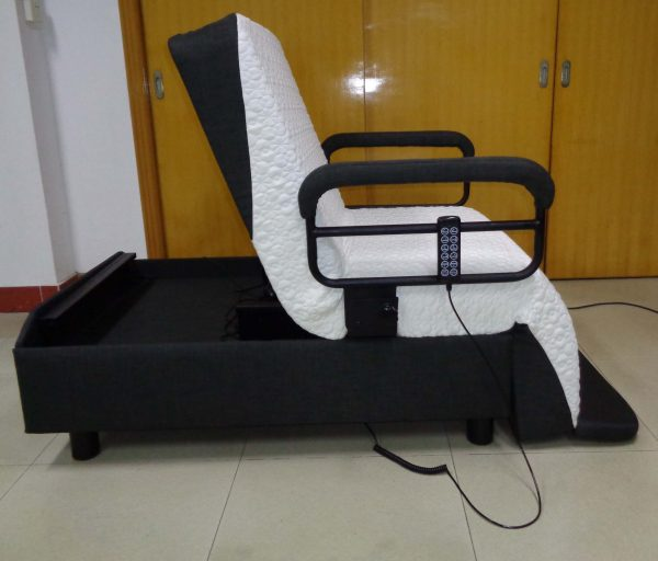 Hi-LO Chair Bed Online mcsmobility direct