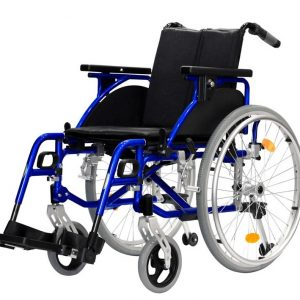 Sea Aluminium Framed Wheelchair