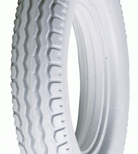 TYRE 12-1/2X2-1/4 40MM PUF TYRE GREY