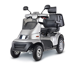 Breeze IV 4 Wheelers double seat