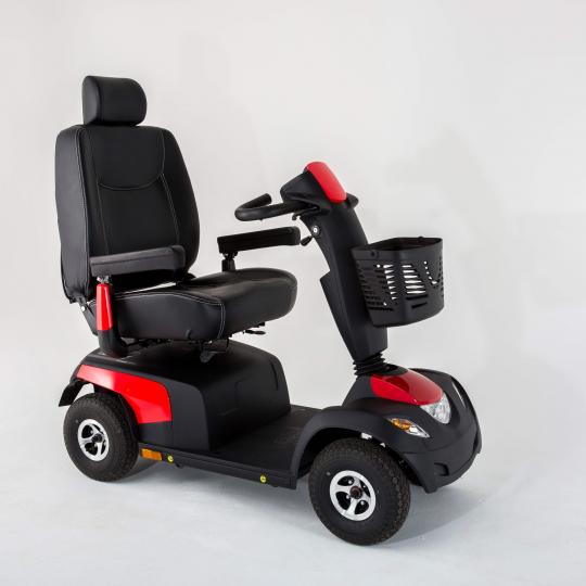 mcs mobilitydirect comet ultra scooter