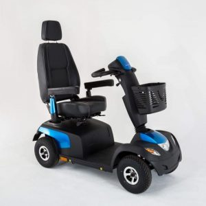 mcsmobility comet alpine plus scooter