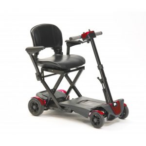 Auto folding Scooter 4 Wheels online