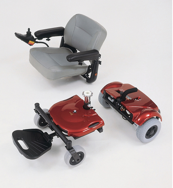 Power Wheelchairs Ezi-Go