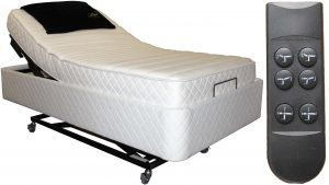 HI LO Flex electric Adjustable bed