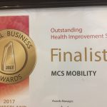 Local business Awards mcs mobility