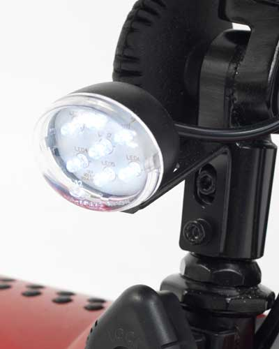 Venom Sport Scooter Light