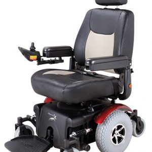 Power Wheelchairs Maverick 12 Merits