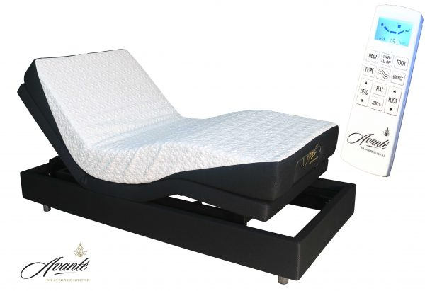 Electric adjustable Bed Avante'Smart Flex 2