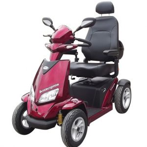Merits Interceptor S2 Mobility Scooter
