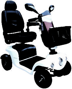 Merits Mobility scooter Fende S946