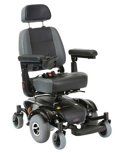 Drive SEREN Powerchair – With Captain's Seat