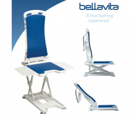 Bath Lift Mobility Aids available from Mobility Therapy Centre