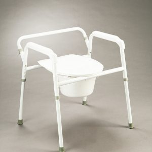 Bedside Commode - 2 in 1 B4019