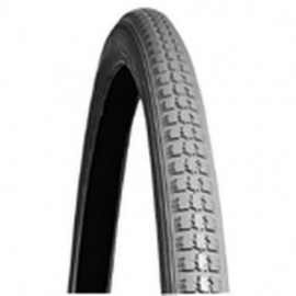 TYRE 24X1 3-8 GREY SOLID