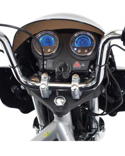 Drive Easy Rider Scooter Controls