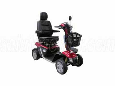 Pride Pathrider 140XL Mobility Scooters