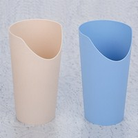 DRINKING CUP NOSE CUT OUT BLUE HA4260