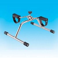 PEDAL EXERCISER CHROME JM