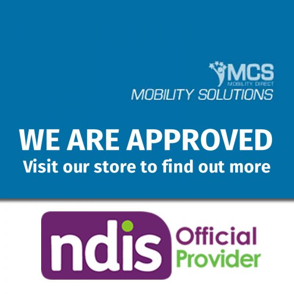 mcs mobility direct NDIS-Logo