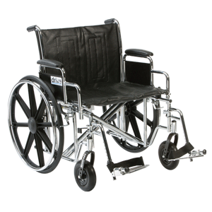 Wheelchairs Sentra EC Bariatric