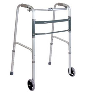 Walking Frame Side Folding