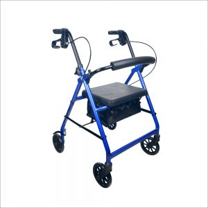 Walkers - 6 Inch Wheels Seat Walkers