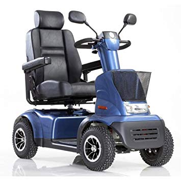 mcs mobility direct Afiscooter C4