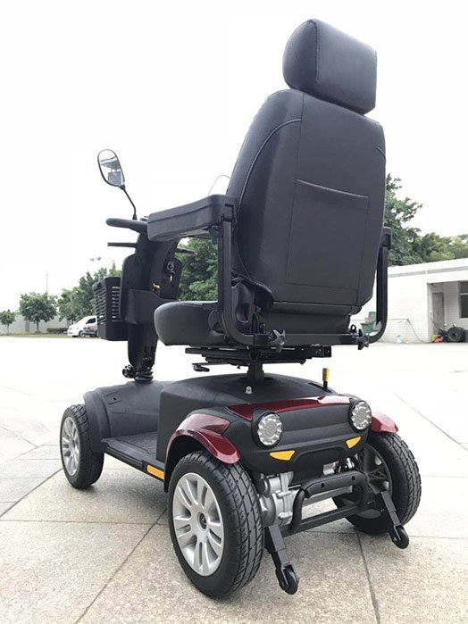 Summit mobility scooter mcs