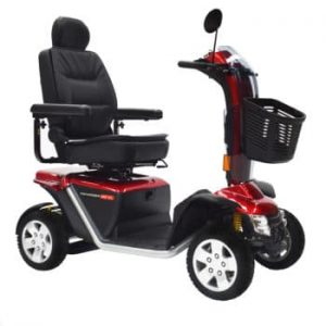 Pride Pathrider 140XL Four Wheel Scooter