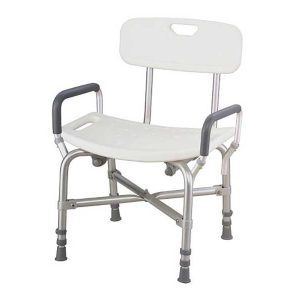 SHOWER CHAIR – HEAVY DUTY BATH BENCH – Bariatric